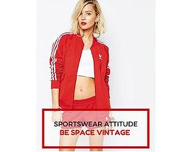 vintage sportswear attitude