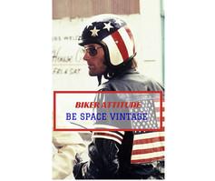 vintage biker attitude