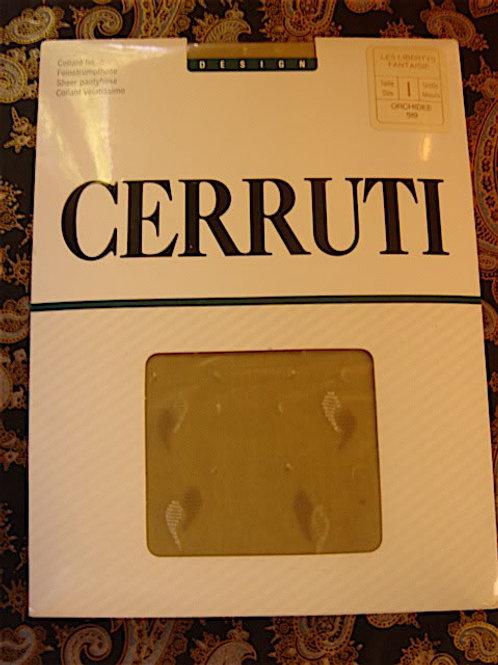 COLLANT CERRUTI LES LIBERTYS ORCHIDEE 519 T. 40