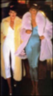 fourrures vintage 1980