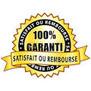 100% SATISFACTION GARANTI