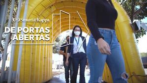 DE PORTAS ABERTAS | Smurfit Kappa Uberaba - Britvic ebba