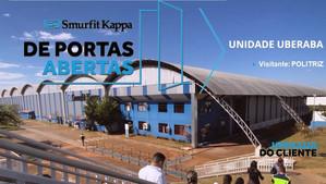 DE PORTAS ABERTAS | Smurfit Kappa Uberaba - Politriz