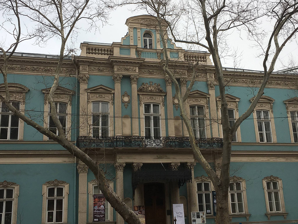 Odessa Museum of Western and Eastern Art