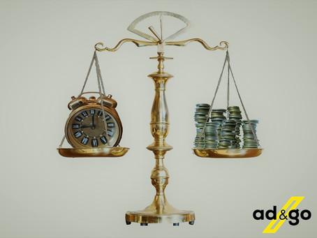 Ladrones de tiempo vs Productividad