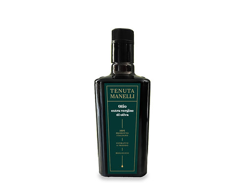 Olio extra vergine di oliva biologico 250ml