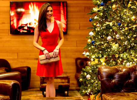 My Favorite Holiday Party Dresses