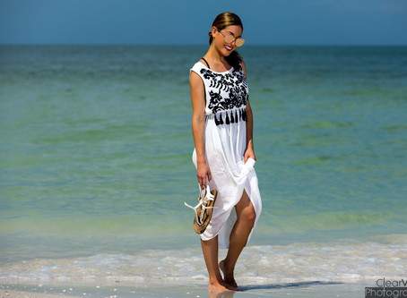 5 Cover-Ups That Go From Beach to Dinner