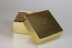 Gold Bar Rigid Box