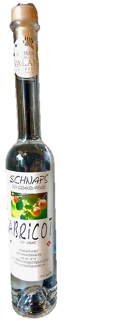 Coffret liqueur Suisse