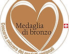 Saveurs d'ici - Label médaille de bronze concours Suisse des produits du terroir