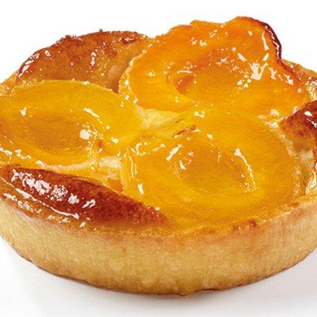 Tartelette abricots