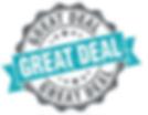 Great Deal Badge