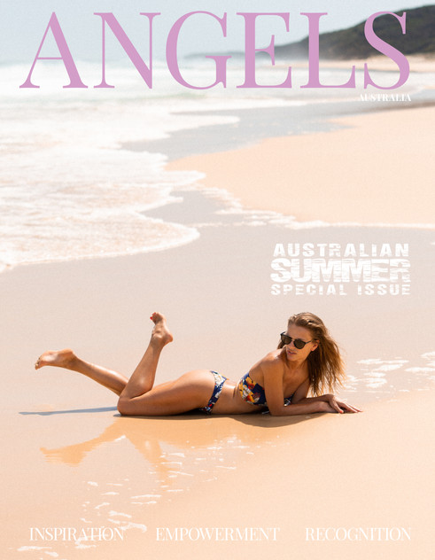 Angels Australia - Issue 3 - Front Cover