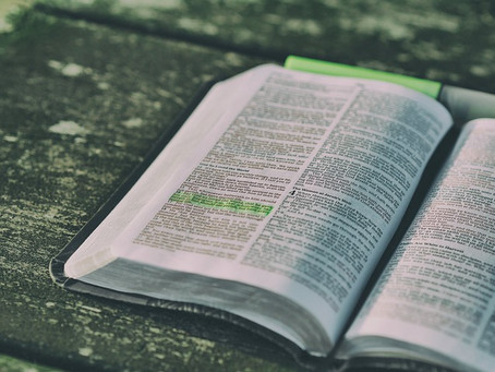How to teach a Sunday School class with nothing but a Bible