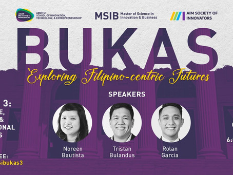 Bukas: Exploring Filipino-centric Futures