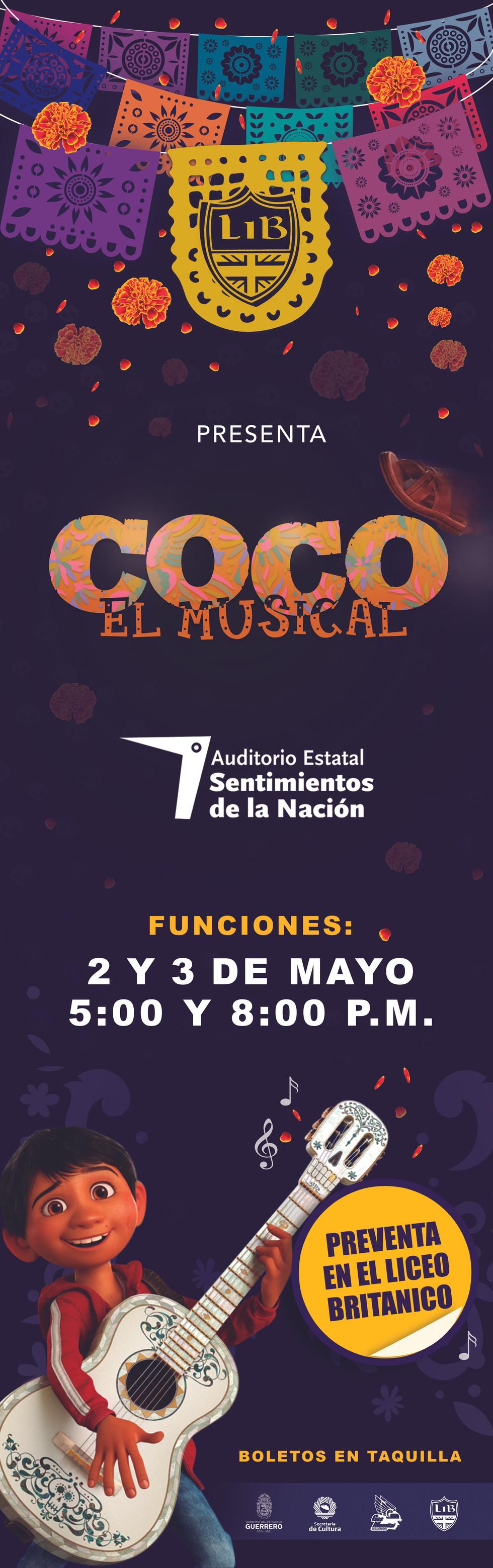 COCO: El Musical