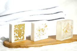 Heat of Gold - 24K Gold Soap