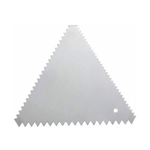 Peine triangular