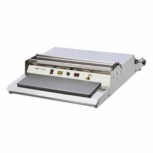 Máquina Emplayadora / Termoselladora 55 cms Largo 110V