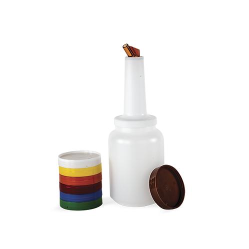 Bote para mezcla 1 litro colores