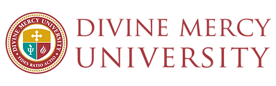 Divine Mercy University Logo Full Color