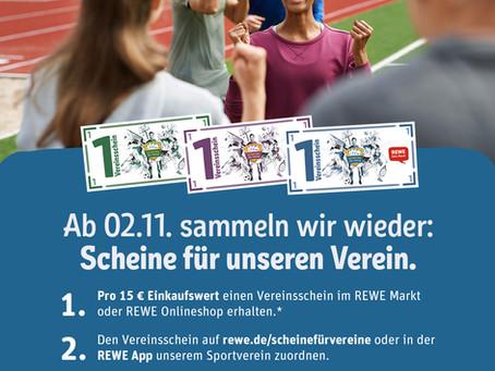 Vereinsscheine-Challenge!