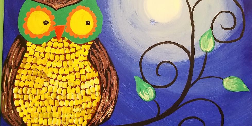 Midnight Owl  (10+)