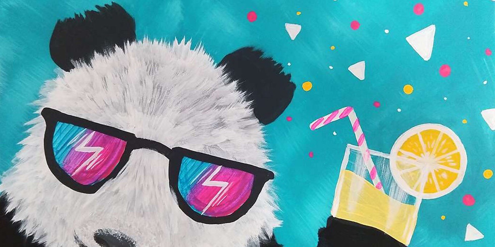80s Panda (Ages 5 and up)