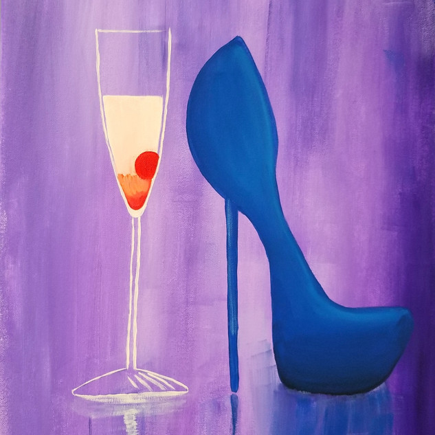 Stilettos and Bubbly
