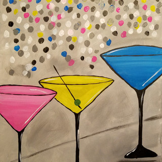 Martini Parade