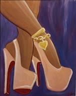 Ankle bracelets & Heels