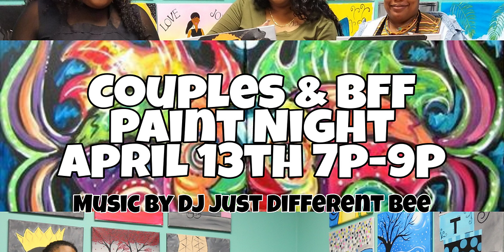 Couples & BFF Night Featuring Music by Good Vibes Ent.