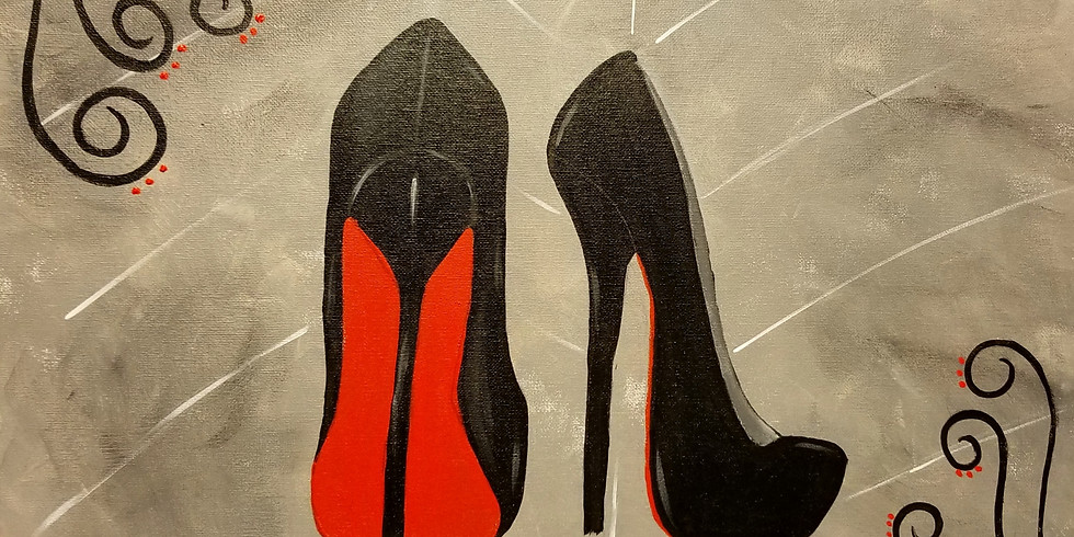 Red Bottoms (18+)