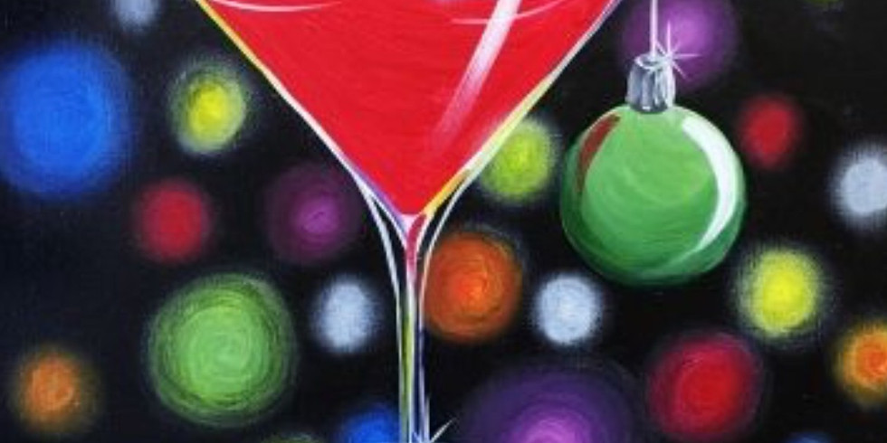 BRIANA'S B-DAY Paint & Sip (private)(arrive 10-15mins early)