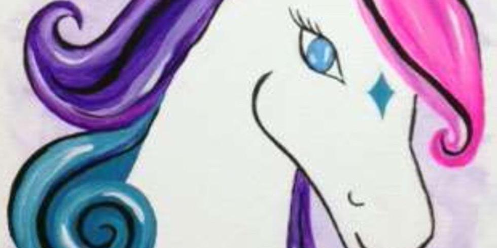 Unicorn Selfie (5+)
