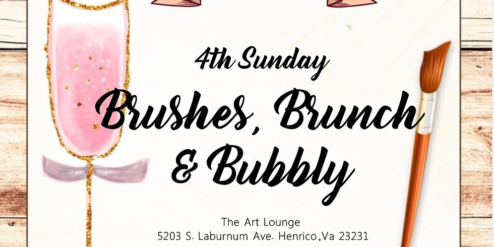 Brushes & Brunch (18+) (SOLD OUT)