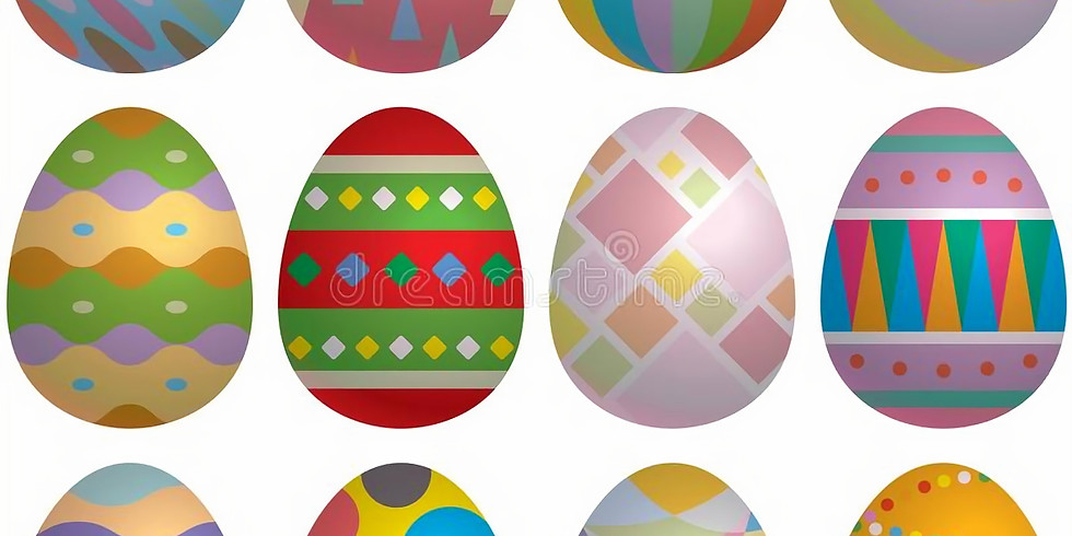 DIY Easter Egg Painting(ALL AGES) (1)