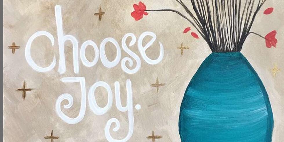 Choose Joy (18+)