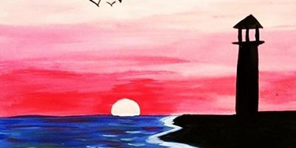 Lighthouse Paint Night