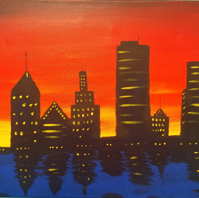 Sunset City