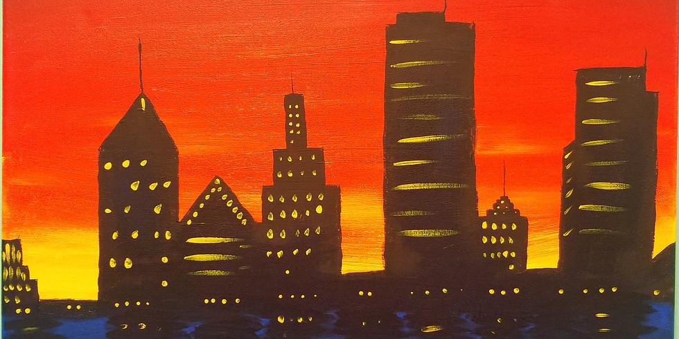 Sun Set City (18+)