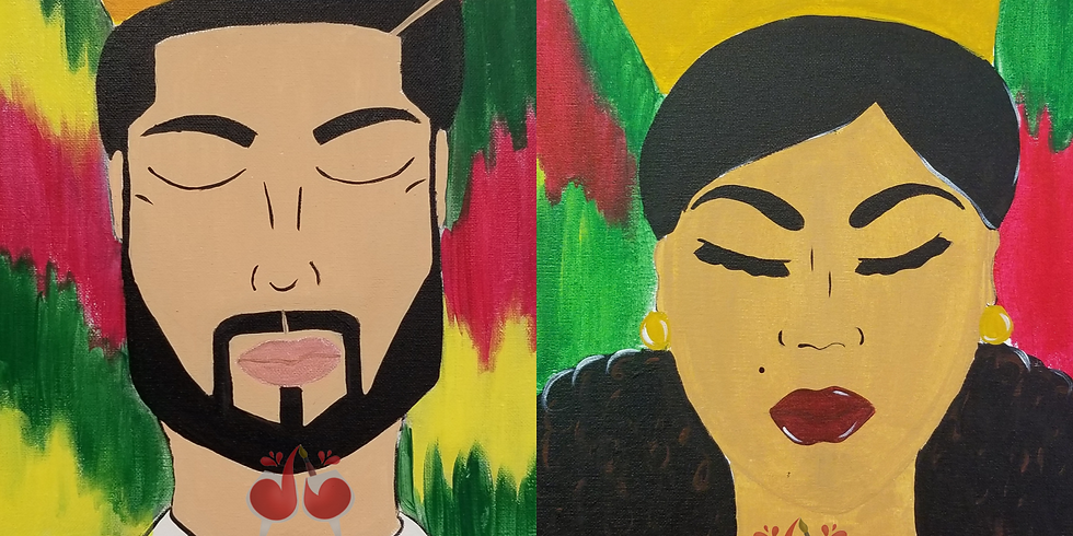 90s Paint Night feat. DJ Just Different (18+)