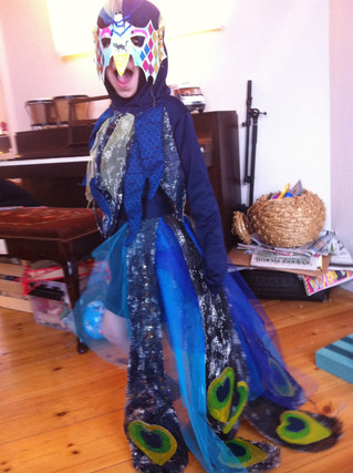 Fastalavns kostumer