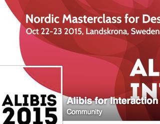 Alibis for interaction