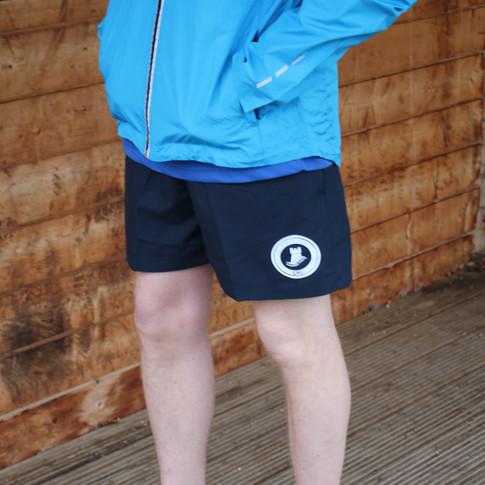 Running Shorts with logo