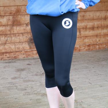 Ladies leggings 3/4 length