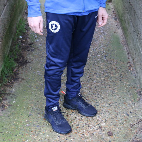 Track trousers £21.50