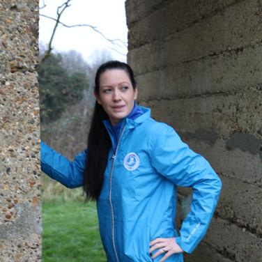 Shower Proof running jacket