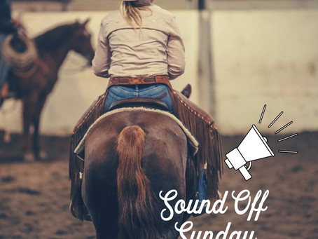 #SoundOffSunday - Let's Talk Mental Game!
